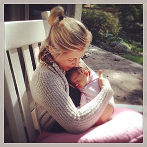 Our Editor in Chic shares what she's learned in the first year of motherhood.
