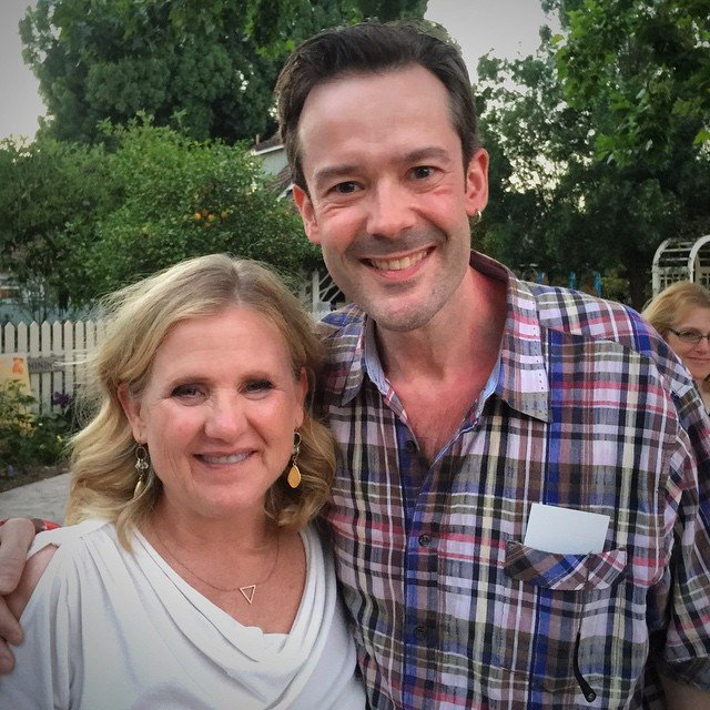 Pete and Nancy Cartwright